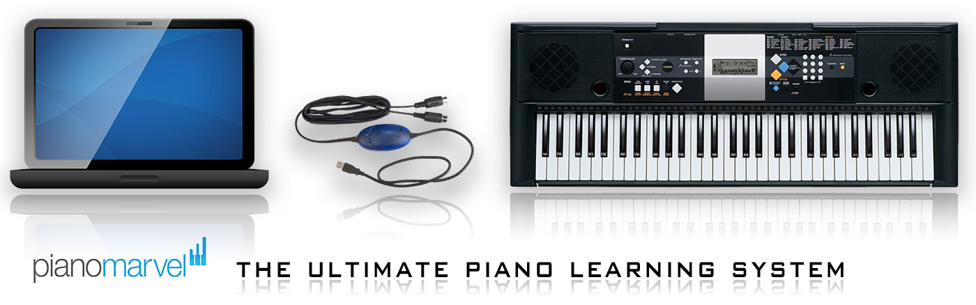 The Ultimate Piano Learning System